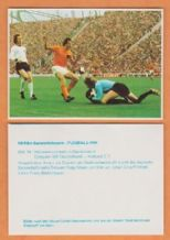 West Germany v Holland 1974 World Cup Cruyff & Beckenbauer (Blue) (48)